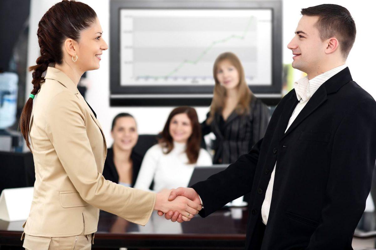 What is a true salesman