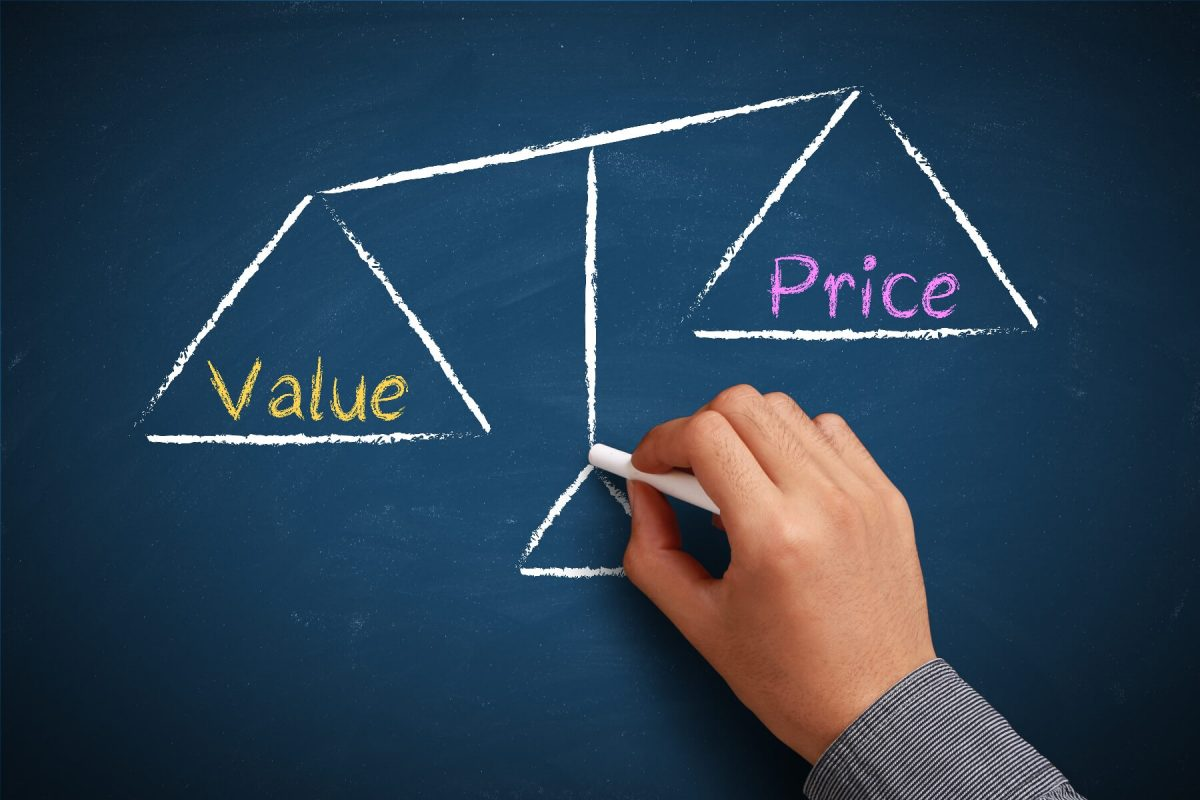 Selling Benefits vs. Selling Value