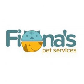 Fionas Pet Services Logo